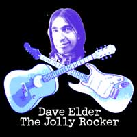 Dave as the Jolly Rocker